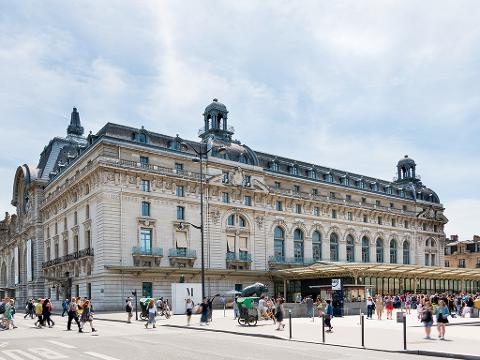 Private Orsay Museum Paris 2-Hour Guided Tour (WT-ORM)